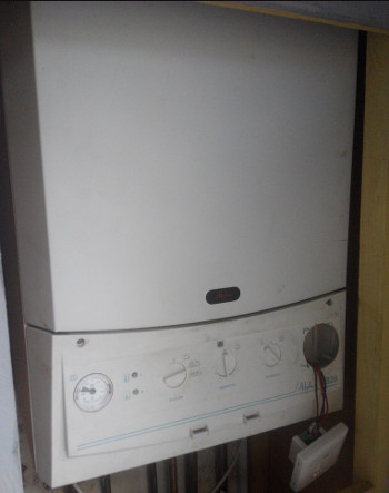 gas boiler installation cost Burtonwood